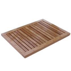 Oceanstar Bamboo Floor or Outdoor Mat