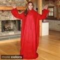 As Seen on TV Soft Fleece Sleeved Blanket