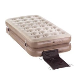 Coleman Twin-size Quickbed 4-in-1 Air Bed