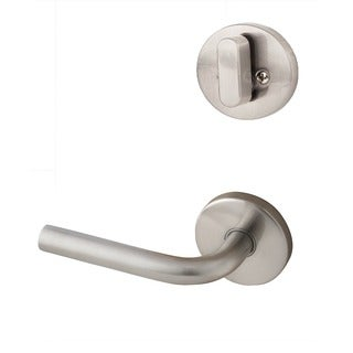 Sure-loc Modern with Deadbolt Door Lever Handles
