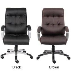 Boss Double Plush High Back Executive Chair