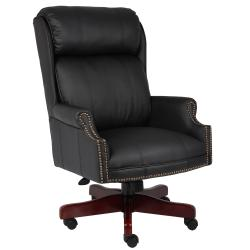 Boss Traditional Black Executive Chair