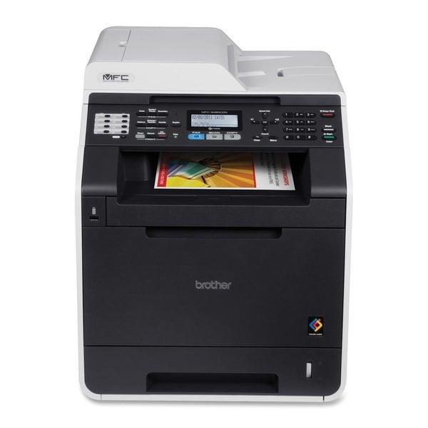 Brother MFC-9460CDN Laser Multifunction Printer - Color - Plain Paper