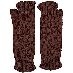 Wool Long Gloves (Nepal)