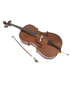 Orchestra Approved Student Cello Set