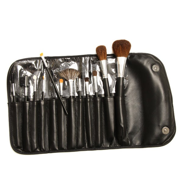 Morphe 600 Sable 12-piece Makeup Brush Set