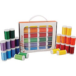 Melrose 'Brights' Trilobal Polyester Thread (Case of 24)