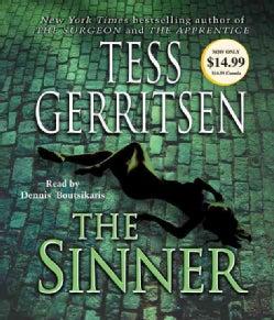 The Sinner (CD-Audio)