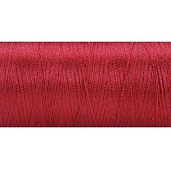 Apple Red 600-yard Embroidery Thread