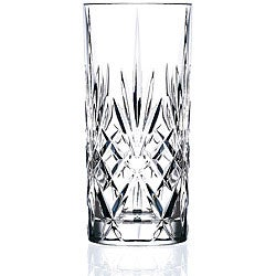 Lorenzo Melodia 6-piece High Ball Glasses Set