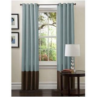 Lush Decor 84 inch Prima Curtain Panel Pair