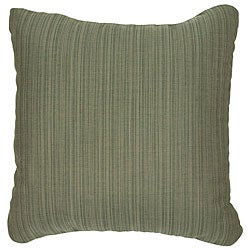 Sage 22-inch Knife-edged Indoor/ Outdoor Pillows with Sunbrella Fabric (Set of 2)