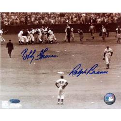 Steiner Sports Ralph Branca and Bobby Thomson Autographed Photo
