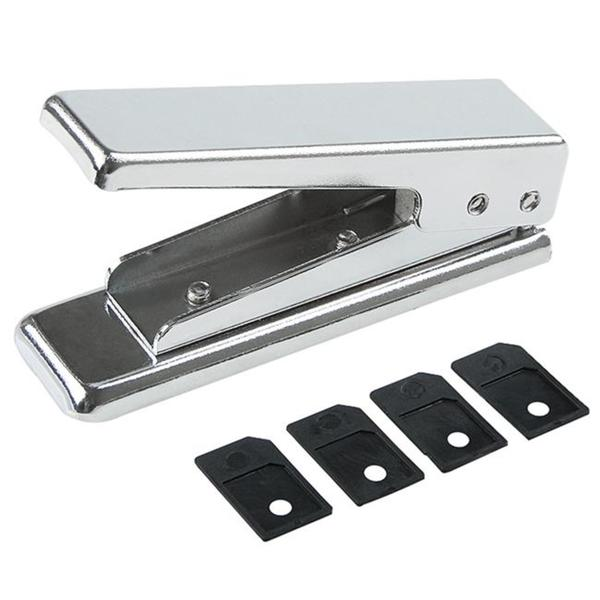 Micro SIM Card Cutter with 4 Micro SIM Adapters