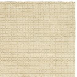 Safavieh Loomed Knotted Metro Beige Wool Rug (9' x 12')