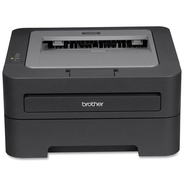 Brother HL-2240D Laser Printer - Monochrome - 2400 x 600 dpi Print -