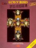 Guns N Roses - Appetite for Destruction: Guitar/Vocal/Tablature (Paperback)