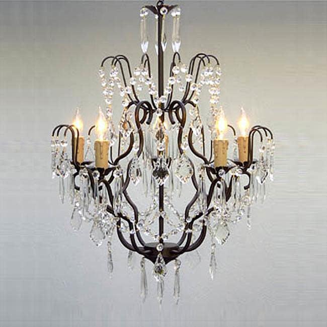 Gallery Regent 5-light Iron Chandelier