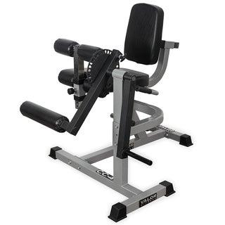 CC-4 Valor Fitness Leg Curl/ Extension Machine