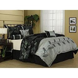 Napa Embroidered 7-piece Comforter Set