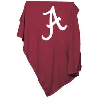 Alabama 'Crimson Tide' Sweatshirt Blanket