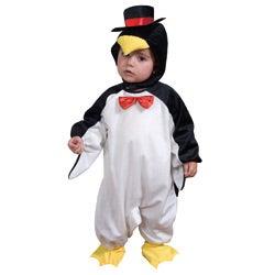 Dress Up America Boy's 3-piece Penguin Costume
