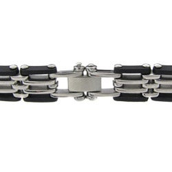 Gravity Stainless Steel Men's Bracelet