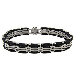 Gravity Stainless Steel Men's Bracelet