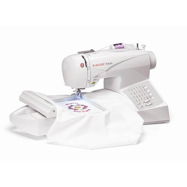 Singer Futura CE-150 Embroidery and Sewing Machine