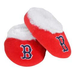 Boston Red Sox Baby Bootie Slippers