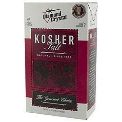 Cargill Diamond Crystal 3-pound Kosher Salt
