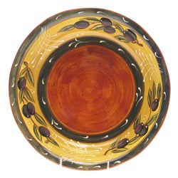 Certified International French Olives Pasta/ Serving Bowl