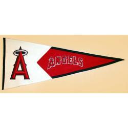 Los Angeles Angels Classic Wool Pennant