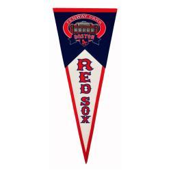 Boston Red Sox Throwback Wool Pennant