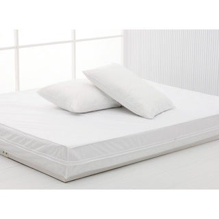 Performance Textiles Bed Bug & Dust Mite Control Water Resistant Polypropylene Basic Bed Protector Set