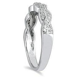 10k Gold 1/3ct TDW Diamond Ring (H-I, I1-I2)