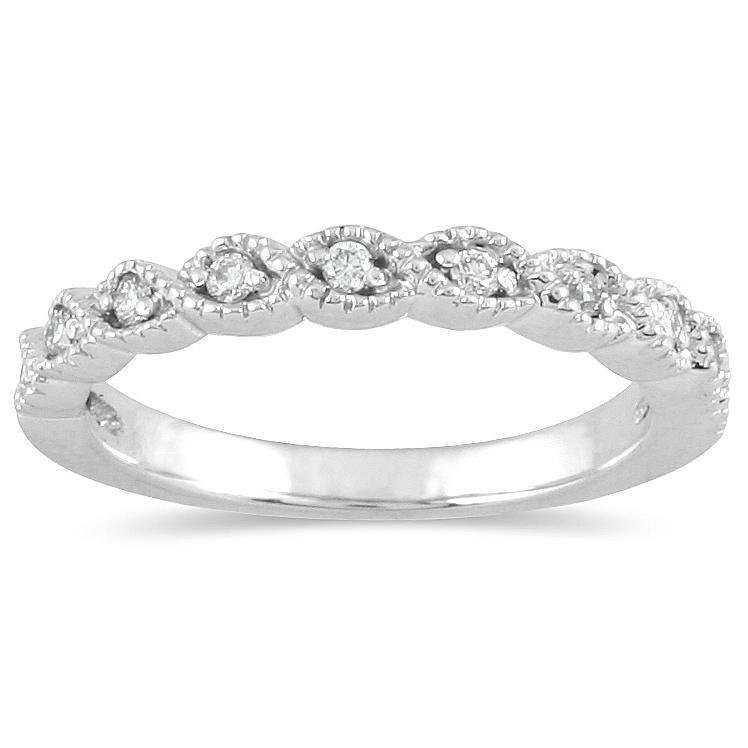 10k Gold 1/6ct TDW Diamond Ring (I-J, I1-I2)