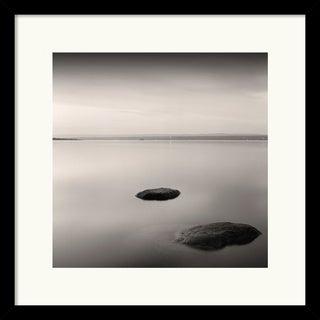 Andrew Ren 'A Night on Ottawa River' Framed Art Print