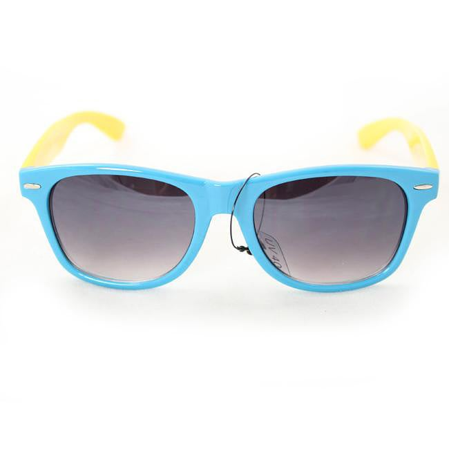 200 Blue and Yellow Fashion Sunglasses