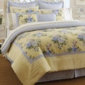 Laura Ashley Caroline 4-piece Comforter Set