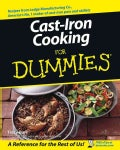 Cast Iron Cooking for Dummies (Paperback)