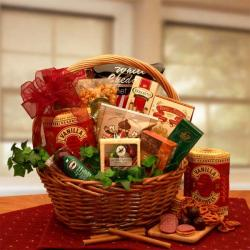 The Ultimate Snack Gift Basket