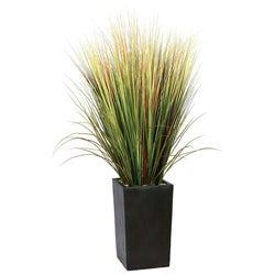 Laura Ashley 5-foot Artificial Grass Floor Plant