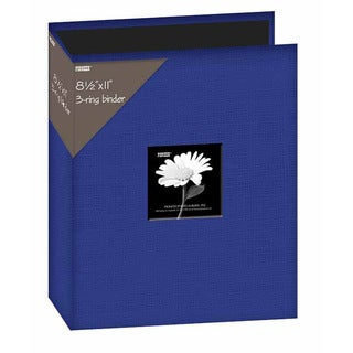 Pioneer Photo Albums Cobalt Blue Memory Book (20 Bonus Pages)