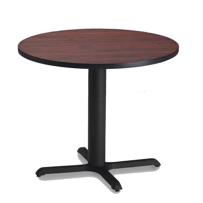Mayline bistro dining height 36 inch round table for 36 inch round dining table