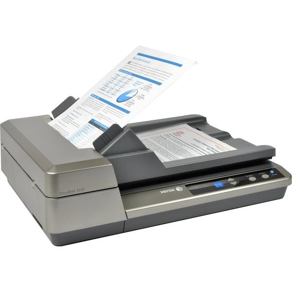 Xerox DocuMate 3220 Sheetfed Scanner