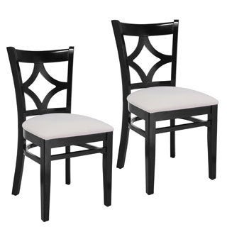 Diamond Back Side Chairs (Set of 2)