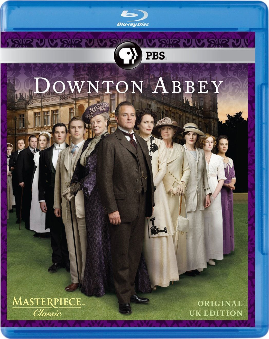 Masterpiece Classic: Downton Abbey (Blu-ray Disc)