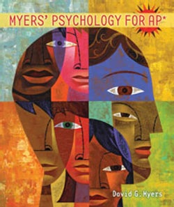Myers' Psychology for AP* (Hardcover)