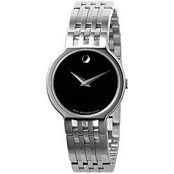 Movado Women's Esperanza Stainless Steel Watch